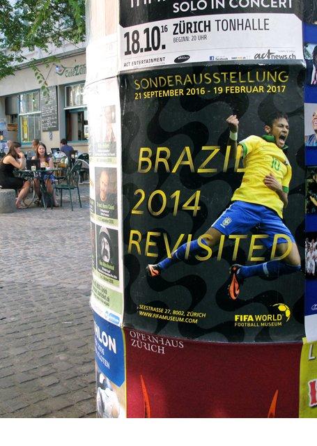 Promoaktion FIFA Museum