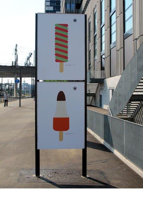 F4 Plakatierung ZHDK