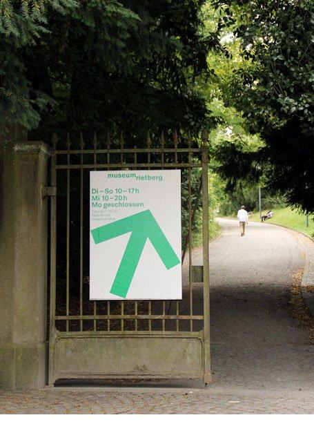 F4 Plakatierung Museum Rietberg