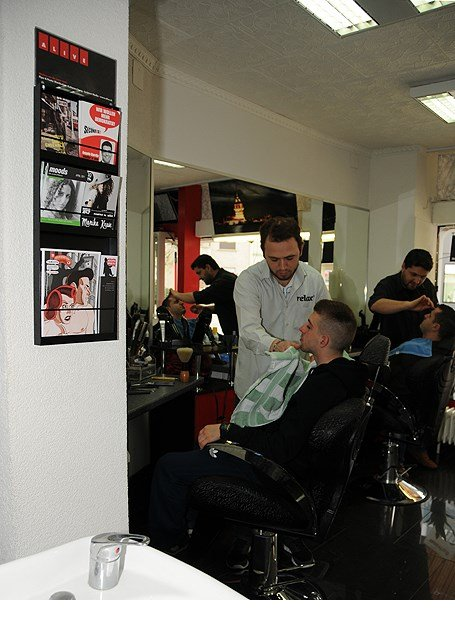 Flyerbox Relax Coiffeur
