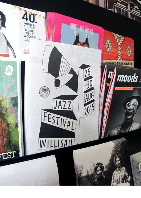 Promotion Jazzfestival Willisau