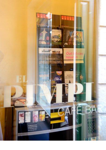 Flyerbox Pimpi Café