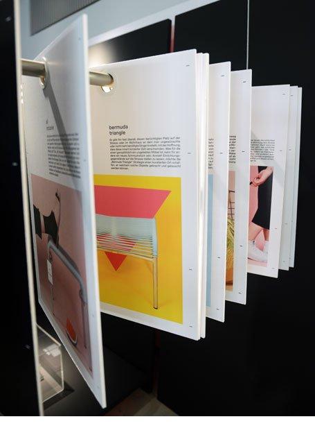 Møbler Ausstellungsdisplays Zürich