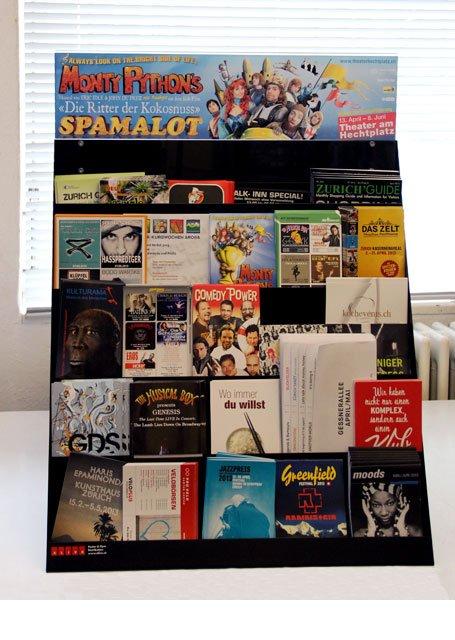 Flyerbox Panel Spamalot