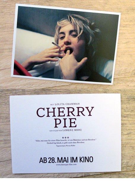 Filmpromotion Flyer