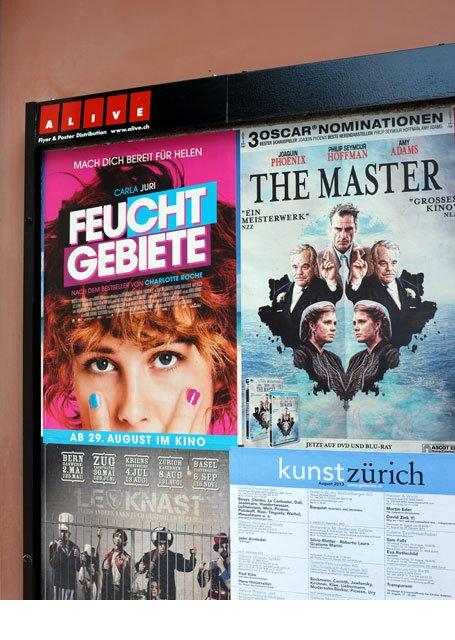 Filmpromotion Filmplakat