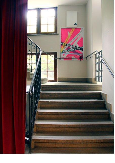 F4 Plakatierung Theater Neumarkt